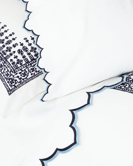 Two King Sakuna Pillowcases
