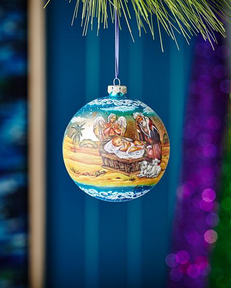 Adoration Glass Ball