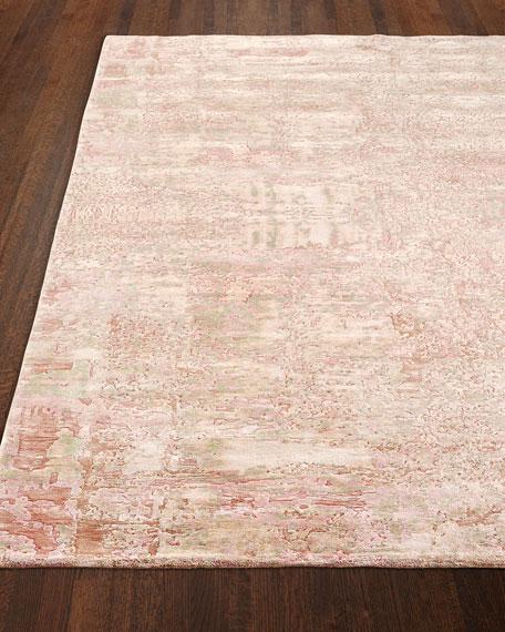 Jubilee Rug, Petal Pink, 8' x 10'