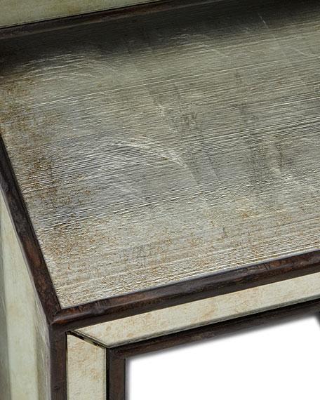 Garth Eglomise Nesting Tables