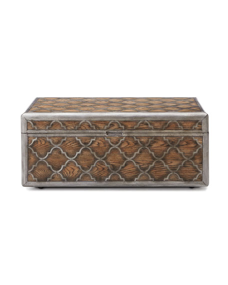 Herman Trunk Style Coffee Table