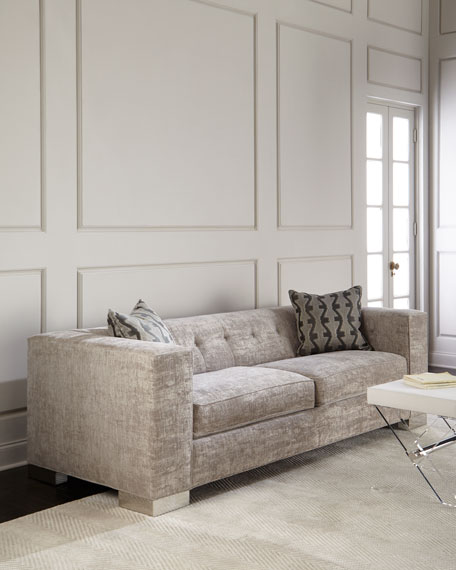 Kora Tufted Back Sofa