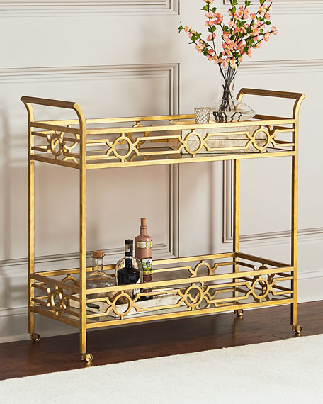 Blaine Bar Cart