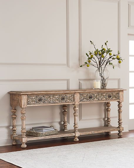 Hooker Furniture Casella Console Table