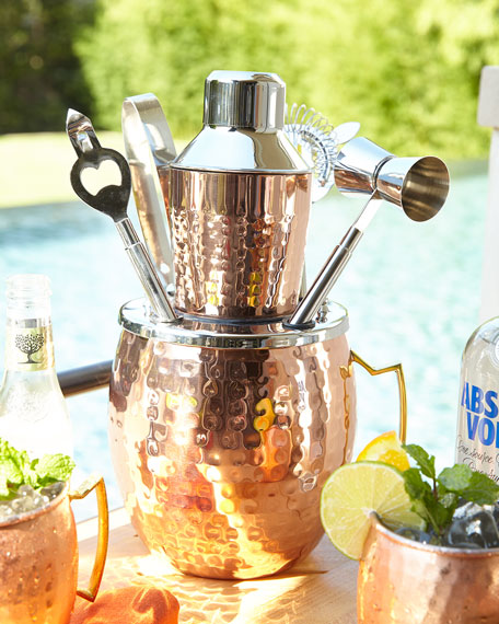 Moscow Mule 6-Piece Bar Set