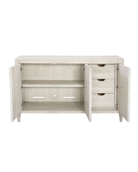 Damonica White Oak Buffet