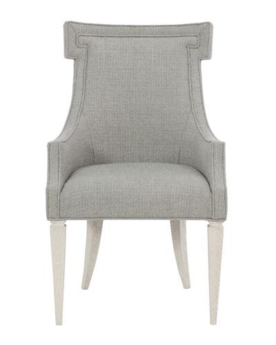 Damonica Oak Dinning Chair