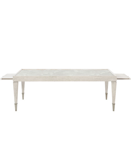 Damonica Oak Coffee Table