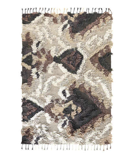 """Chaves Hand-Tufted Rug, 5' x 7'6"""""""