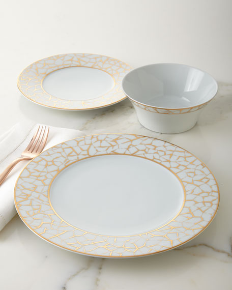 12-Piece Emerald Dinnerware Service