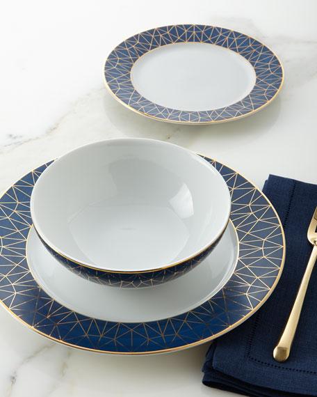 12 Piece Cosmopolitan Dinnerware Service