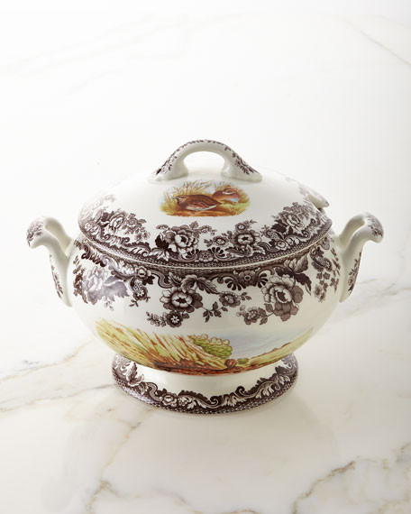 Woodland Tureen and Cover