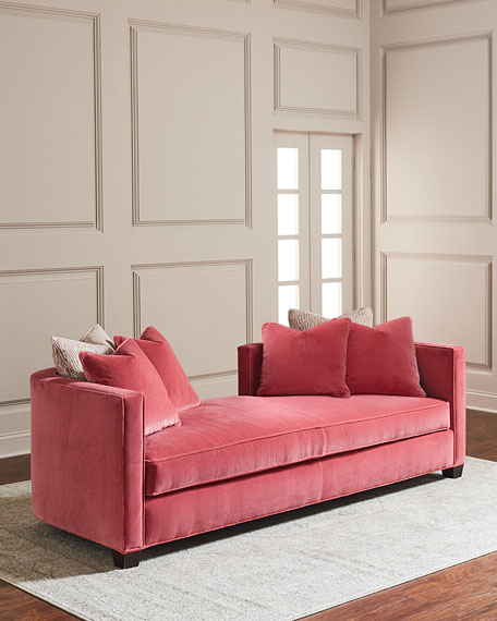 Cynthia Rowley for Hooker Furniture Coco Velvet Daybed