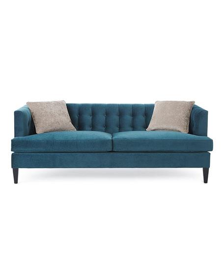 Attractive Hadley Tufted Back Sofa