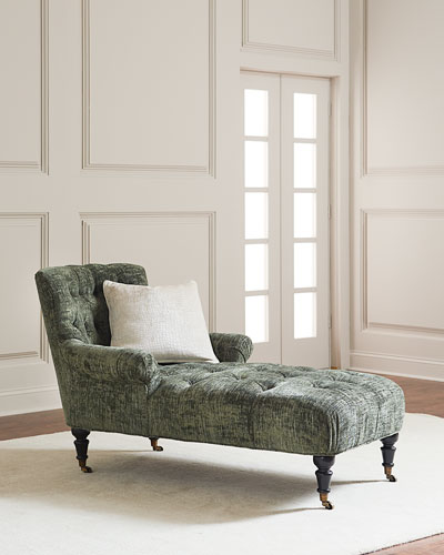 Holly Hand-Tufted Chaise