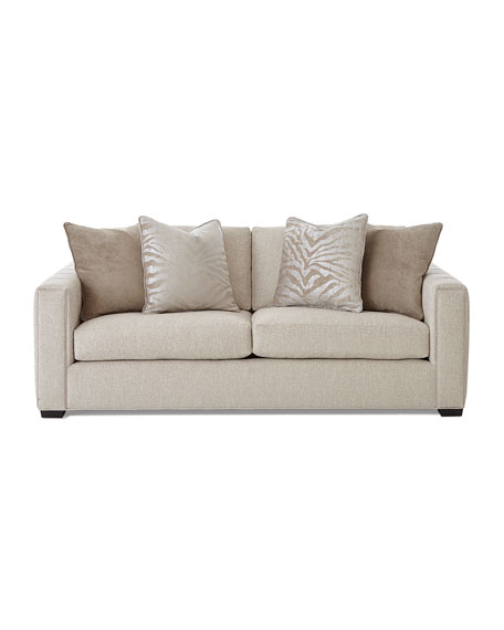 Tamsin Channel Tufted Sofa