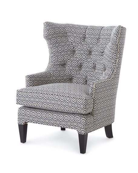 Lockley Wing Chair