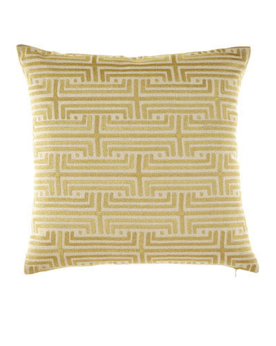 LABRYINTH GOLD EMBROIDERED P