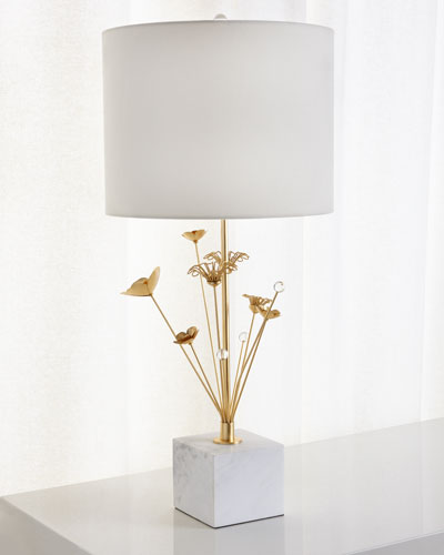 Keaton Bouquet Table Lamp