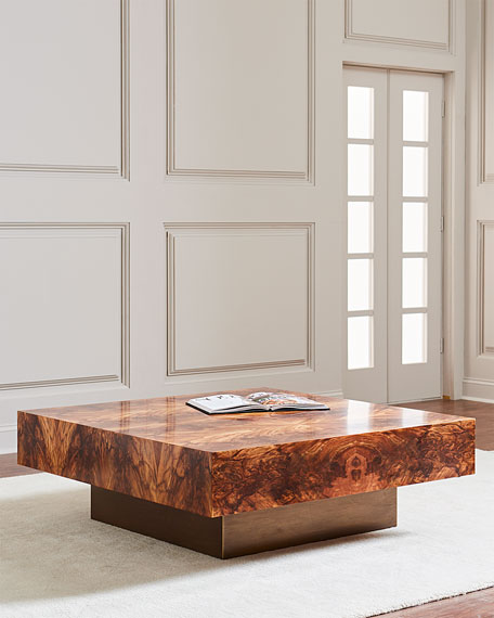 Jarvis Square Coffee Table