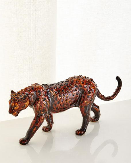 Panther Figurine