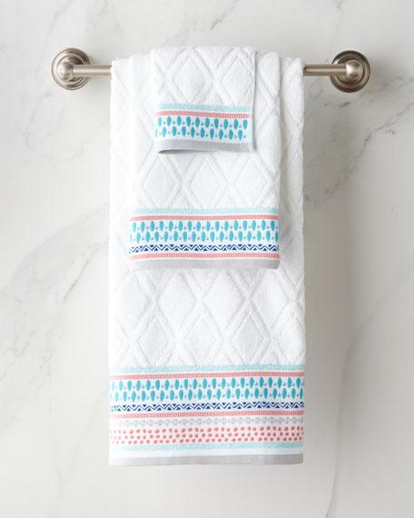Boho Fingertip Towel