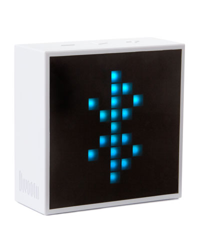 Timebox Mini, White