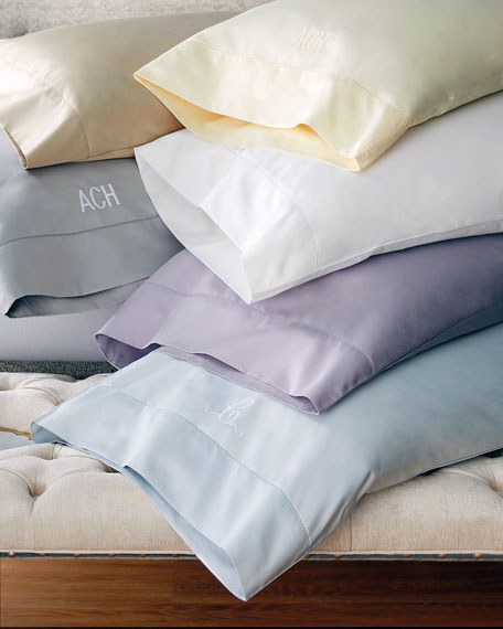 Queen Ultra Solid 610TC Sheet Set