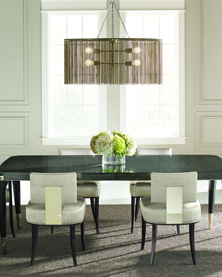 Elegant Dining Table: Caracole Stanley's Elegant Dining Table