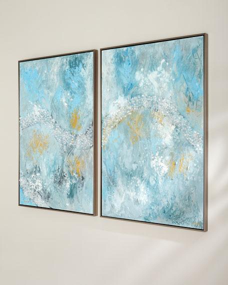 Gems 5 & 6 Paintings