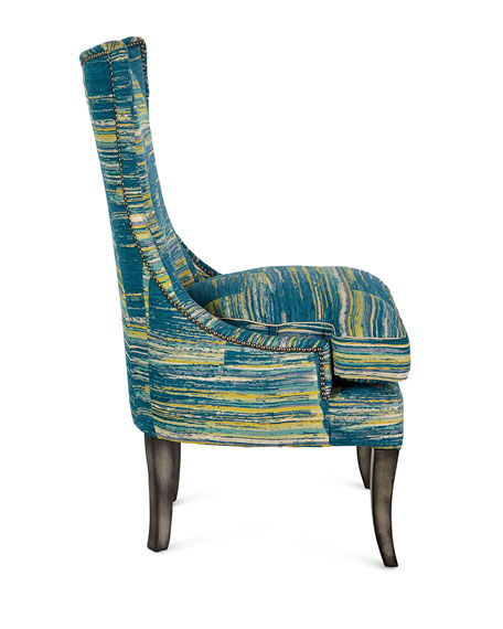 Hensley High-Back Wing Chair