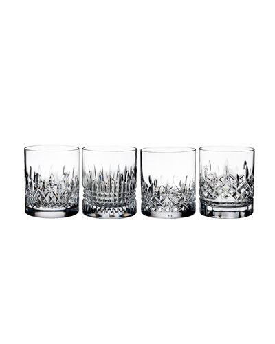 Lismore Evolution Tumblers, Set of 4