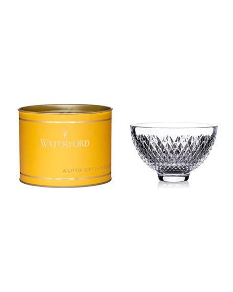 "Alana Crystal Bowl in Gift Box, 5"""