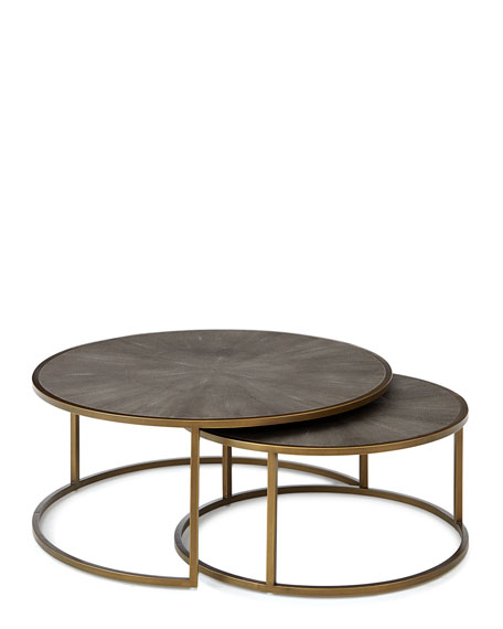 Ginny Nesting Coffee Tables