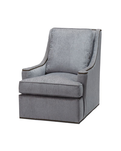 One-of-a-Kind Utica Swivel Chair