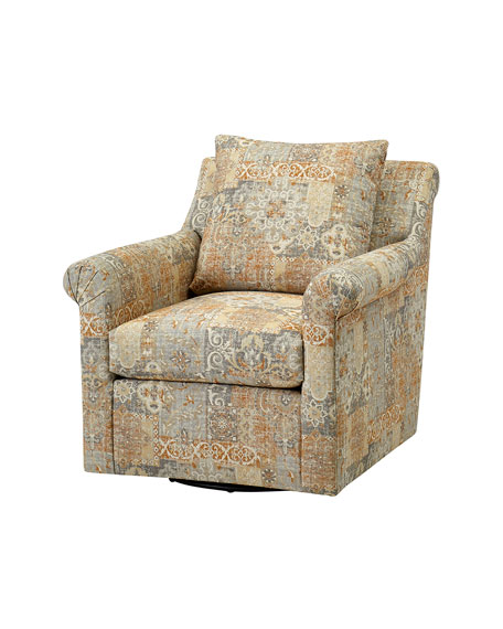 One-of-a-Kind Darby Swivel Chair