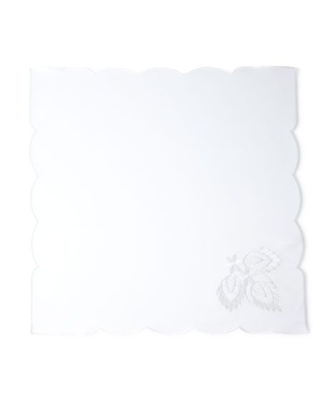 "Zella 22""Sq. Napkins, Set of 4"