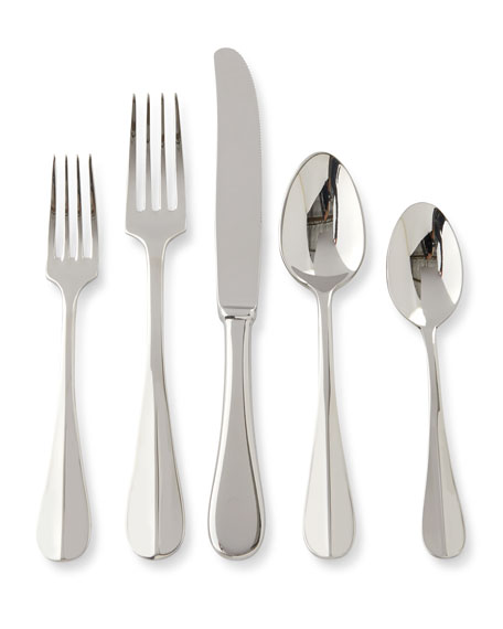 Mepra 5-Piece Roma Flatware Place Setting