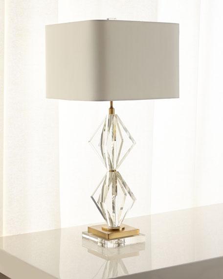 "Euclid Table Lamp, 30.5"""