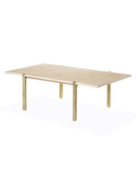 Bryce Marble Coffee Table