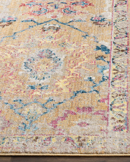 Bedford Loomed Rug, 6' x 9'