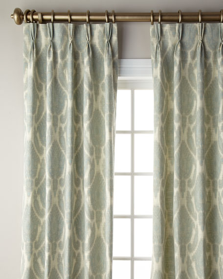 "Leighton Curtain, 108""L"