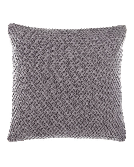 "Miguel Pillow, 18""Sq."