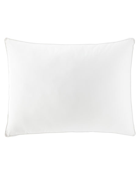 Gusseted and Corded Standard Down Sleeping Pillow