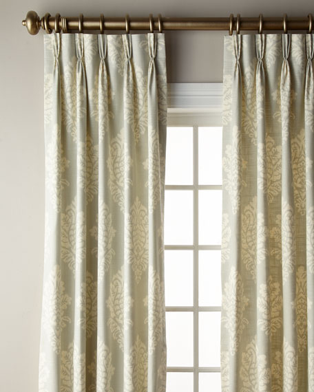 "Angeline Curtain, 132""L"