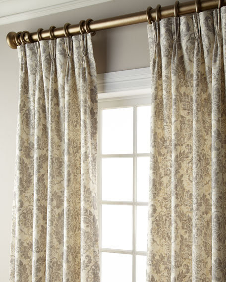 Misti Thomas Modern Luxuries EMMANUELLE 132 CURTAIN