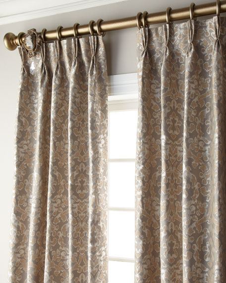 Misti Thomas Modern Luxuries Eden Curtain, 120