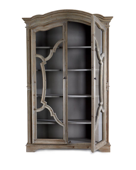 Grecia Lattice Armoire
