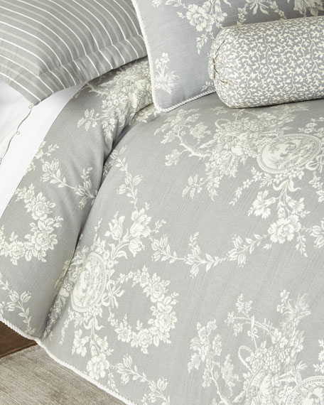 Sherry Kline Home Metropolitan Toile 3-Piece Queen Comforter