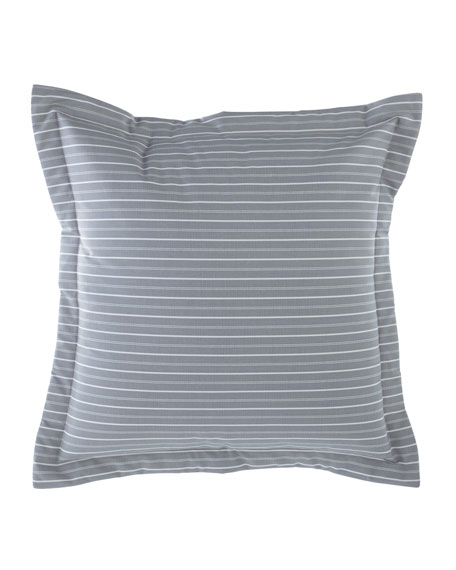 Metropolitan Toile Striped European Sham